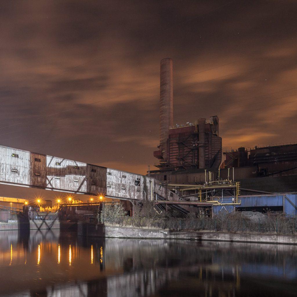 Charleroi, Quais de Sambre